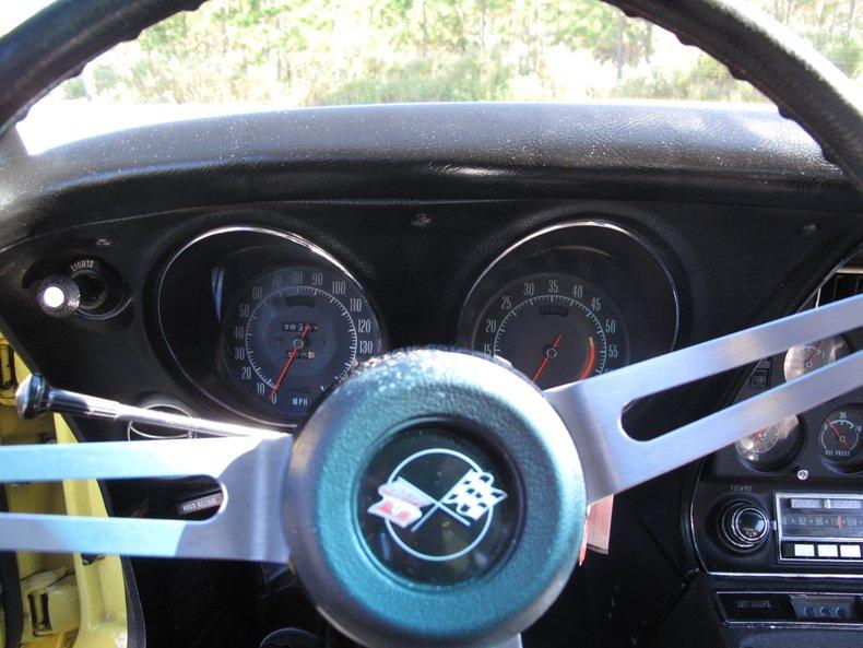 1969 Chevrolet Corvette 43