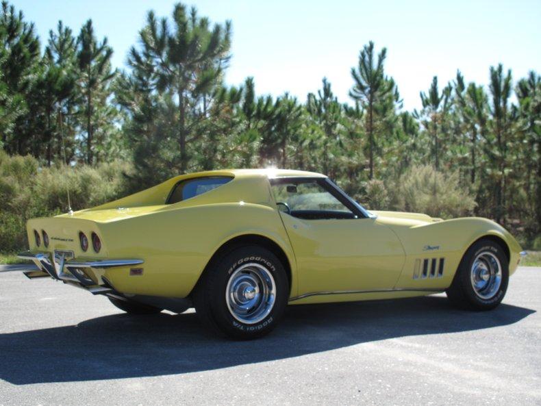 1969 Chevrolet Corvette 8