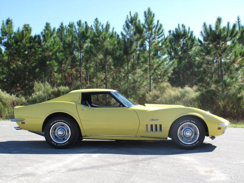 1969 Chevrolet Corvette 9
