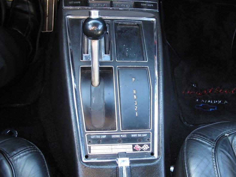 1969 Chevrolet Corvette 52
