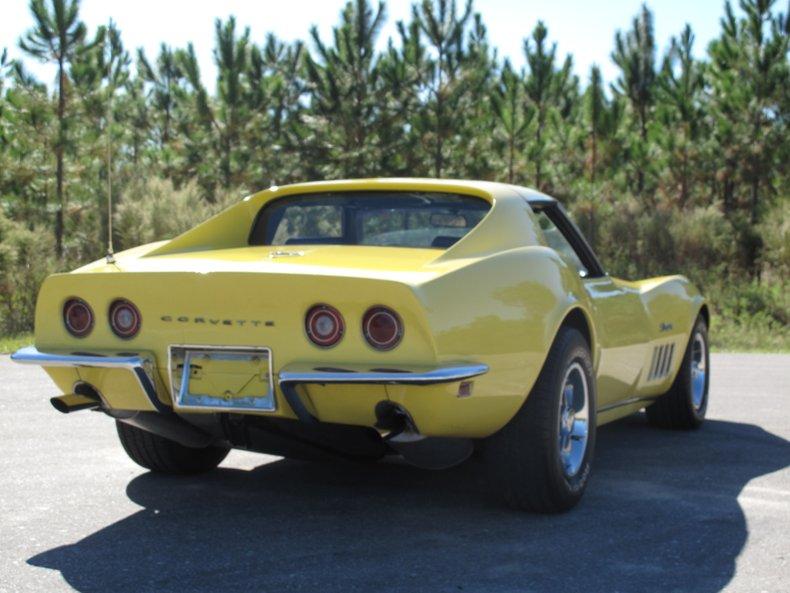 1969 Chevrolet Corvette 7