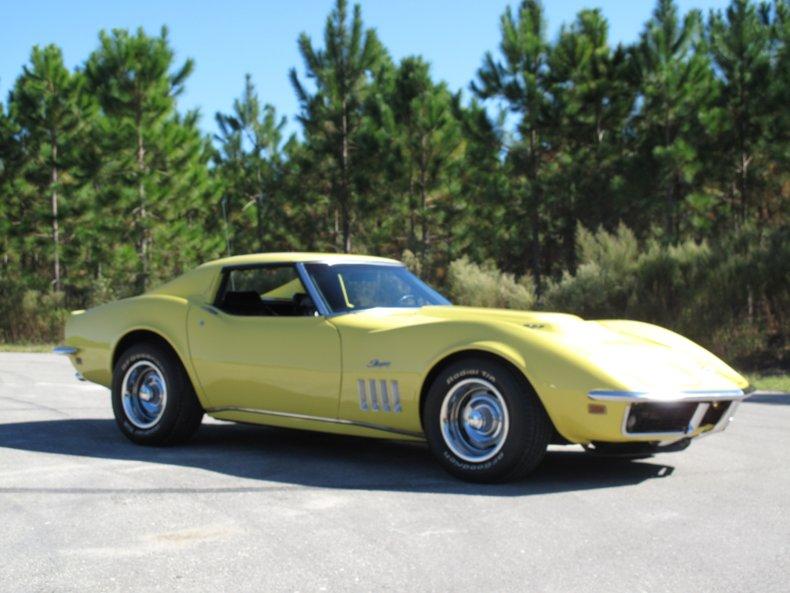 1969 Chevrolet Corvette 10