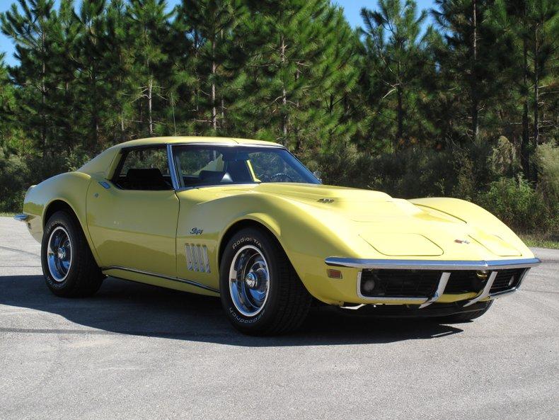 1969 Chevrolet Corvette 11