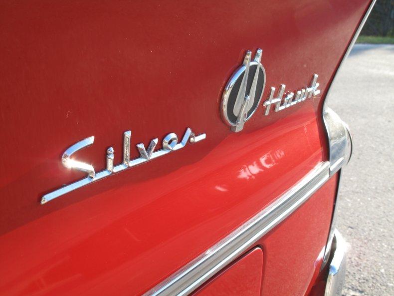1959 Studebaker Silver Hawk 30