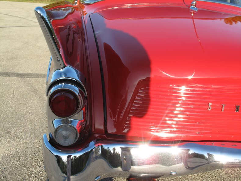 1959 Studebaker Silver Hawk 33