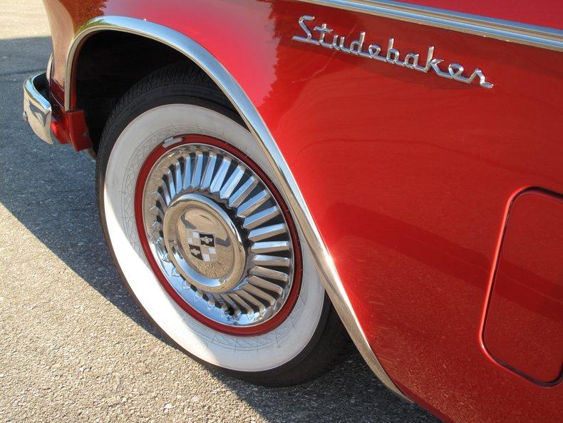 1959 Studebaker Silver Hawk 26