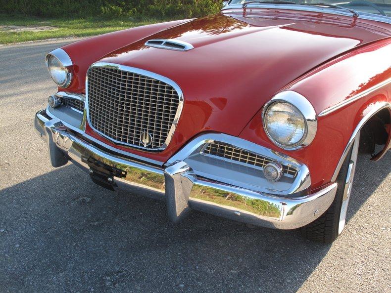1959 Studebaker Silver Hawk 12