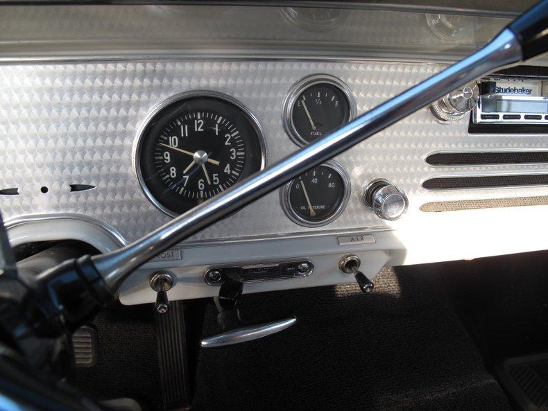 1959 Studebaker Silver Hawk 50
