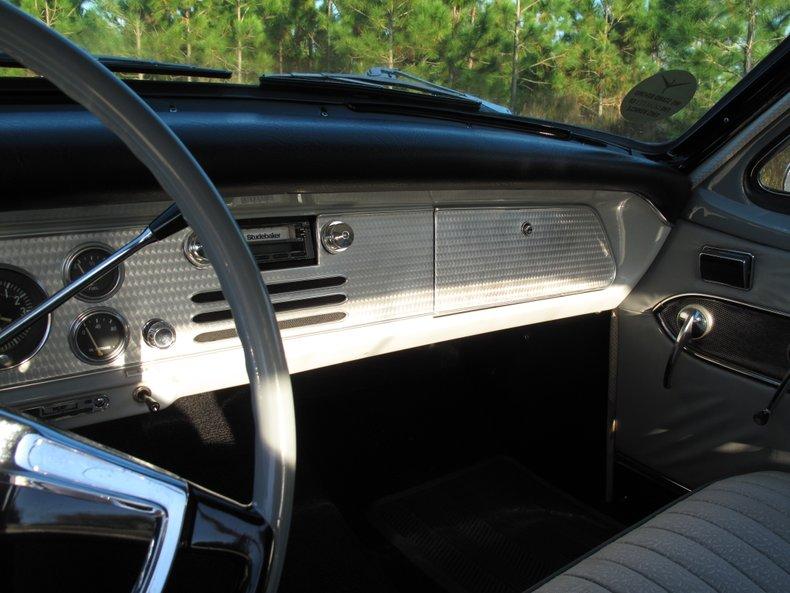 1959 Studebaker Silver Hawk 54