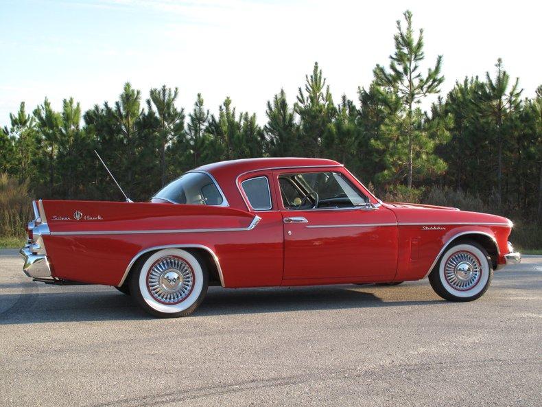 1959 Studebaker Silver Hawk 8