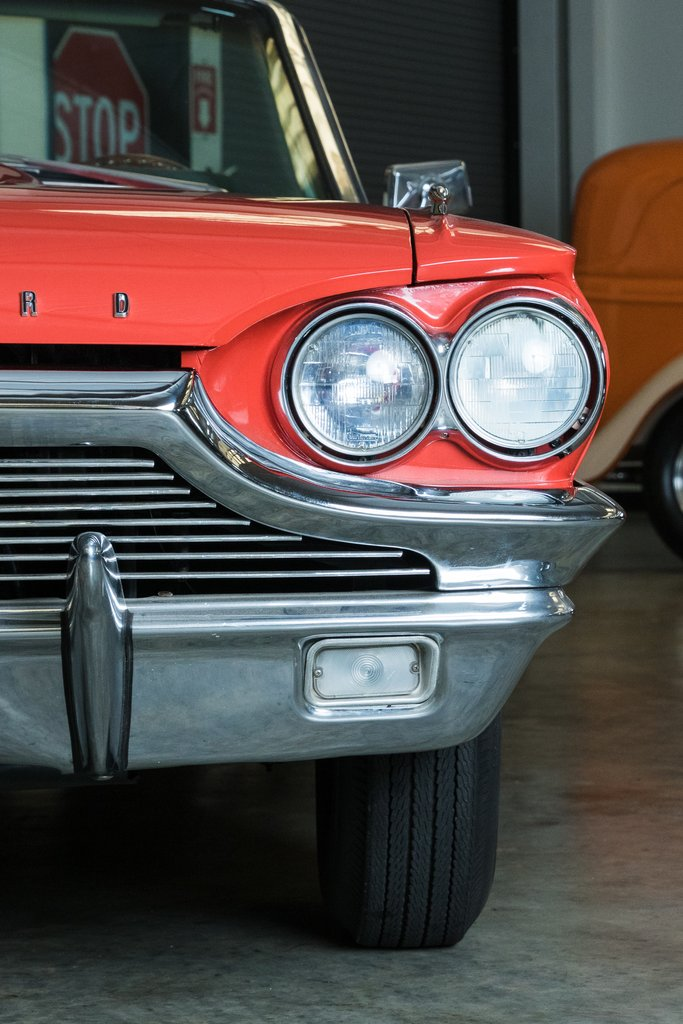 1964 Ford Thunderbird 15