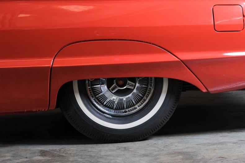 1964 Ford Thunderbird 20