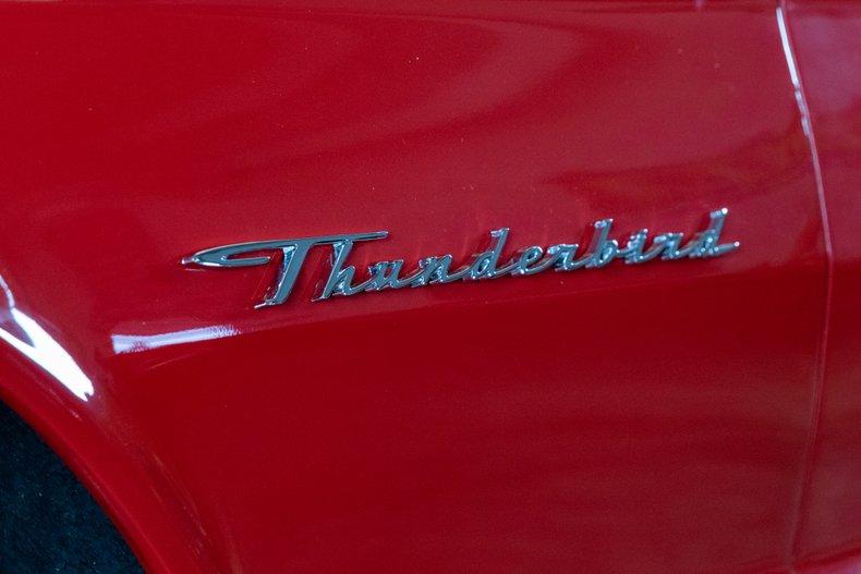 1964 Ford Thunderbird 50