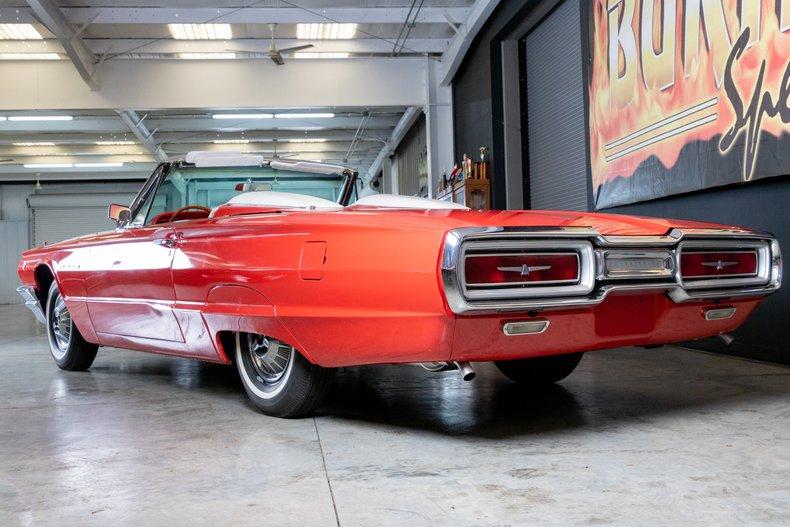 1964 Ford Thunderbird 4