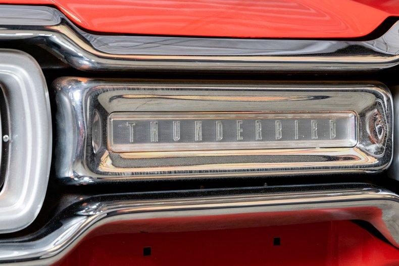 1964 Ford Thunderbird 52