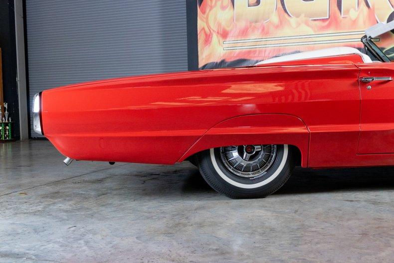 1964 Ford Thunderbird 21