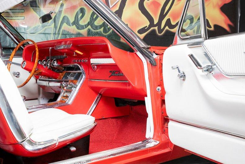 1964 Ford Thunderbird 42