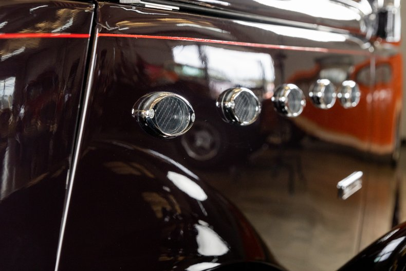 1936 Ford Cabriolet 48