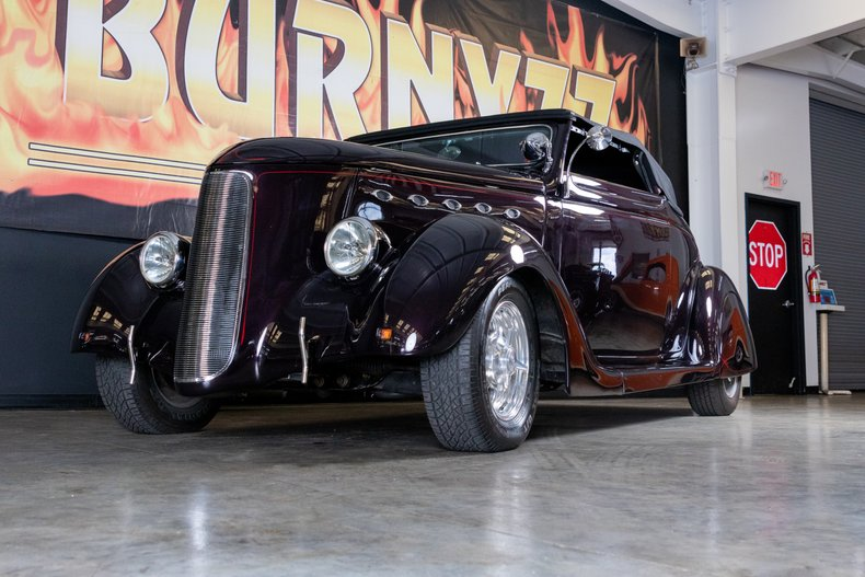 1936 Ford Cabriolet 5