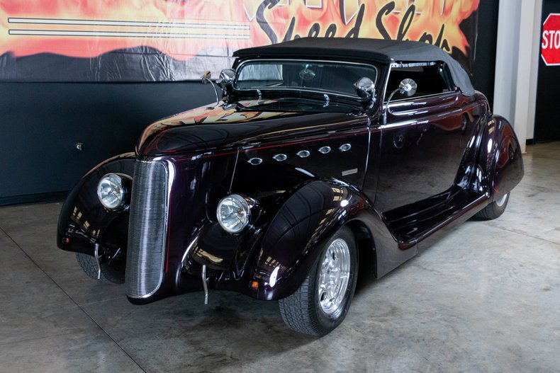 1936 Ford Cabriolet 4