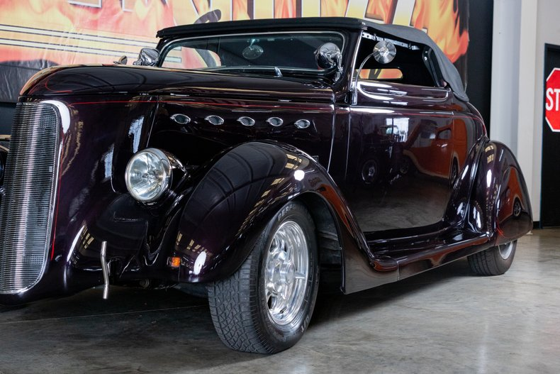 1936 Ford Cabriolet 6