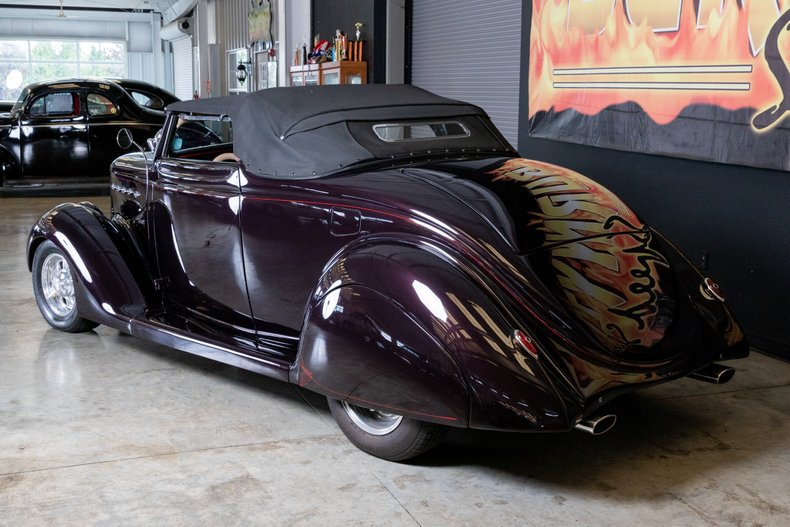 1936 Ford Cabriolet 7