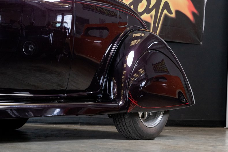 1936 Ford Cabriolet 22