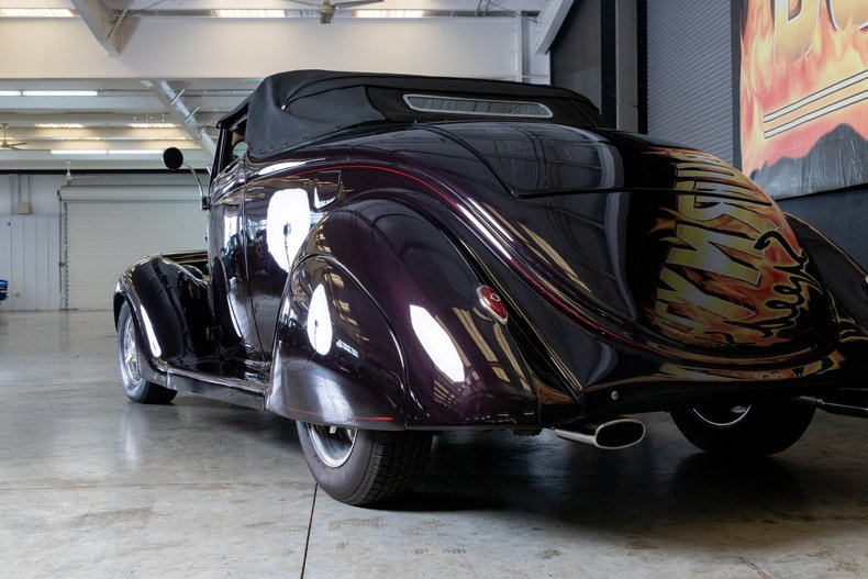1936 Ford Cabriolet 8