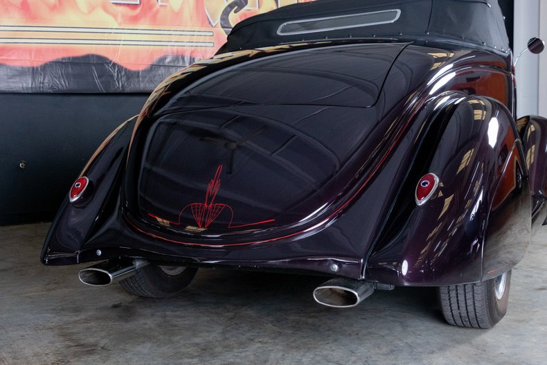 1936 Ford Cabriolet 11