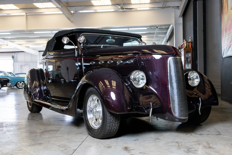 1936 Ford Cabriolet 15