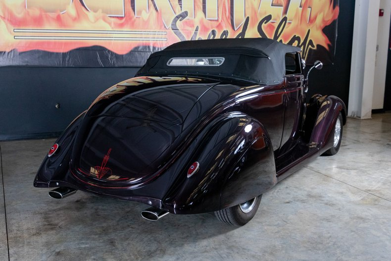 1936 Ford Cabriolet 13