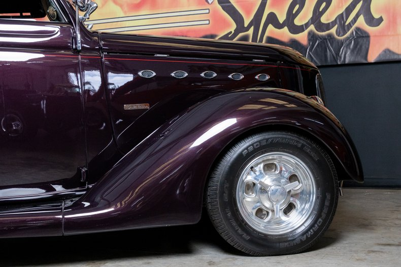 1936 Ford Cabriolet 20