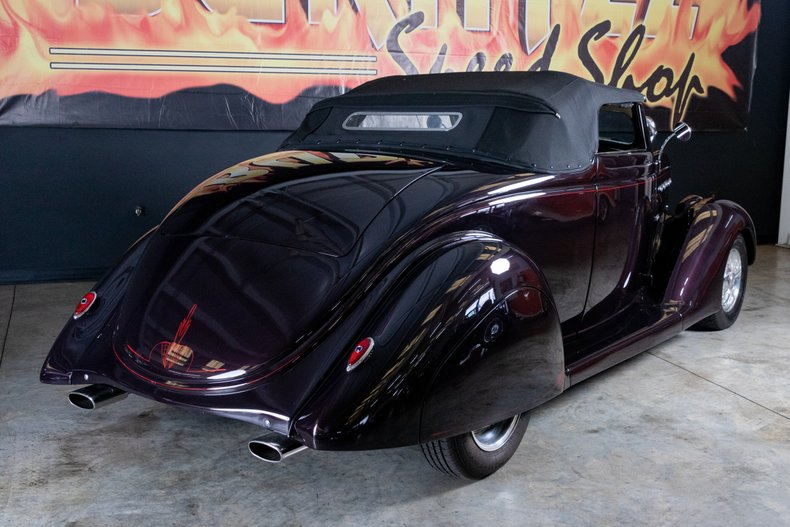 1936 Ford Cabriolet 14