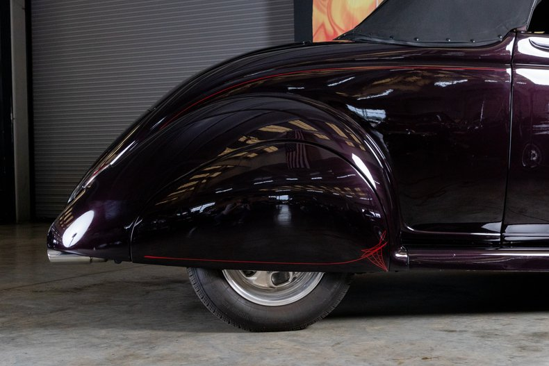 1936 Ford Cabriolet 19