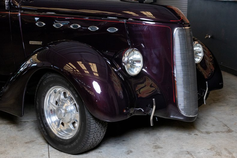 1936 Ford Cabriolet 17