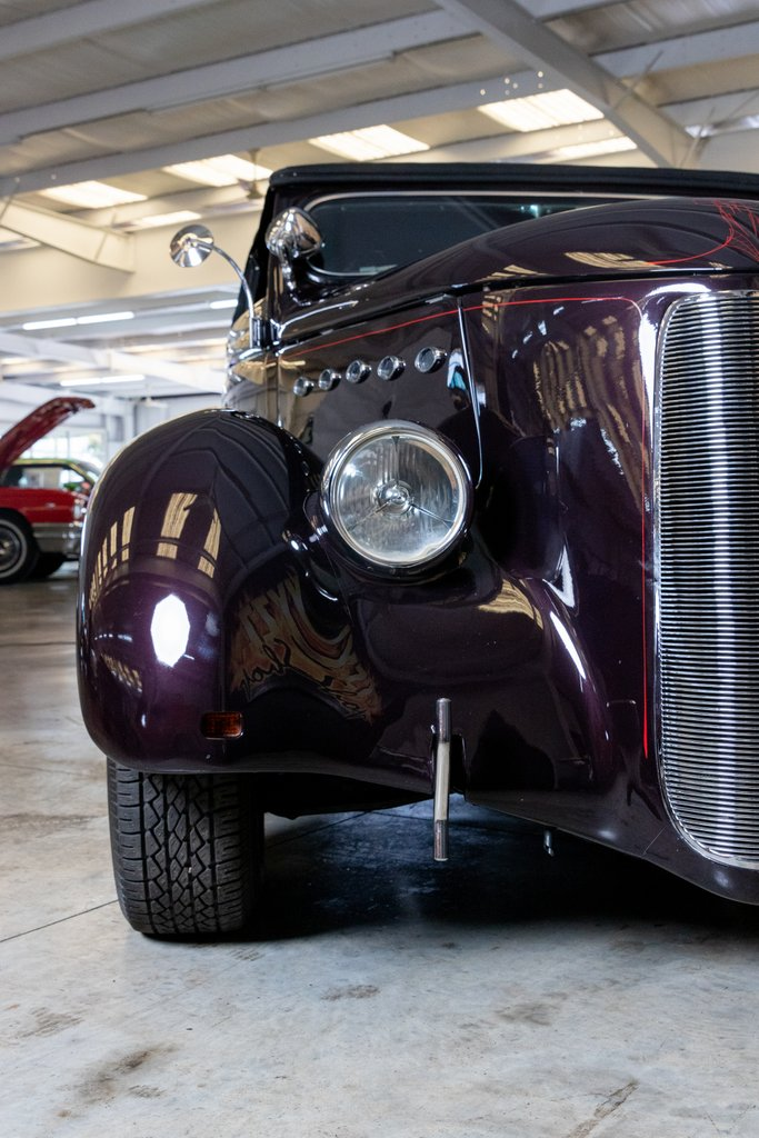 1936 Ford Cabriolet 18
