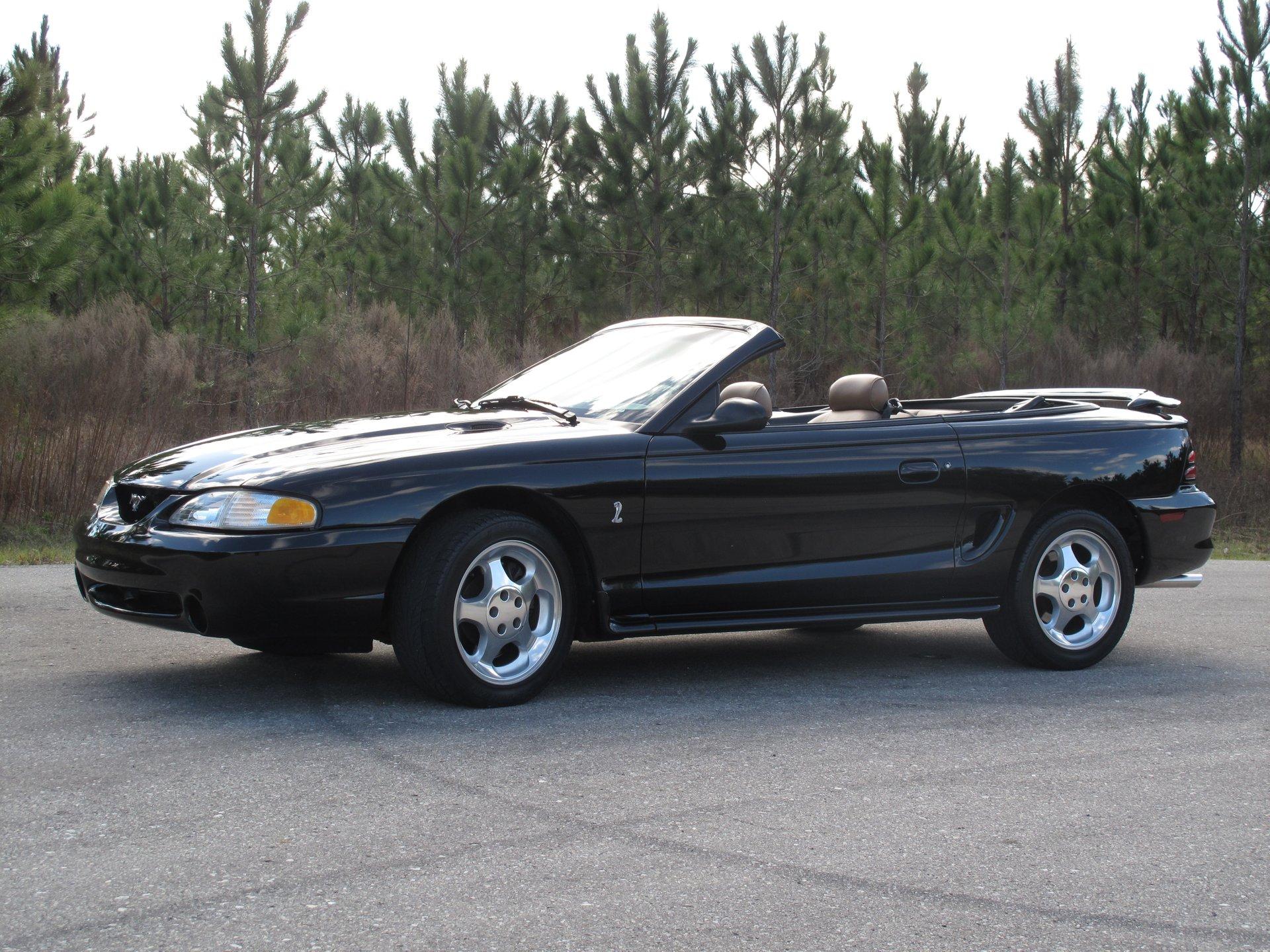 1995 ford mustang cobra