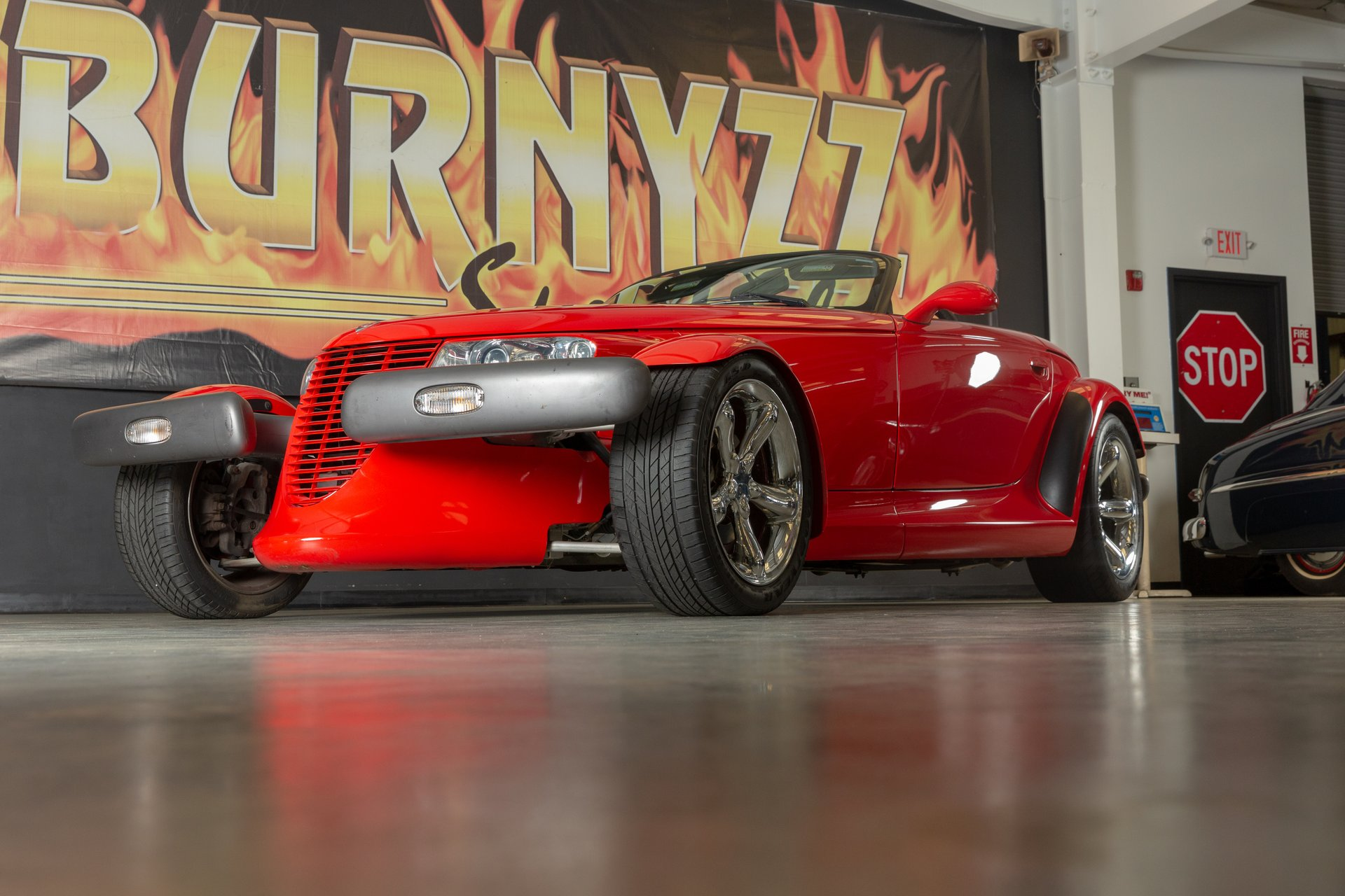 1999 plymouth prowler