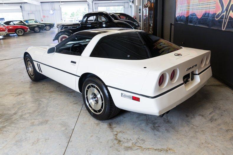 1985 Chevrolet Corvette 7