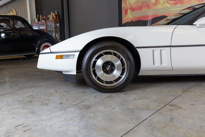 1985 Chevrolet Corvette 42