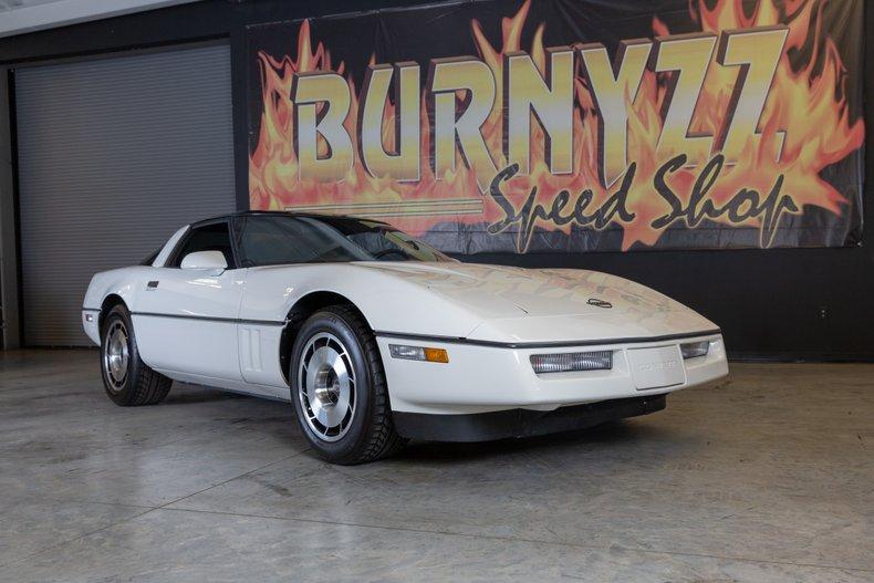 1985 Chevrolet Corvette 12