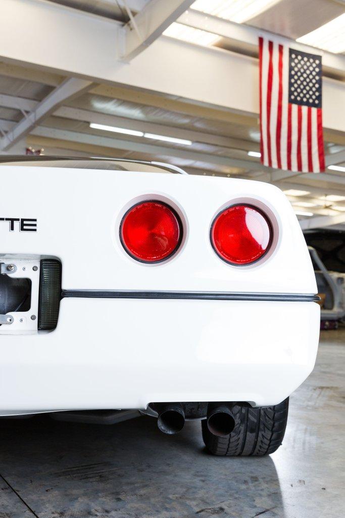 1985 Chevrolet Corvette 51