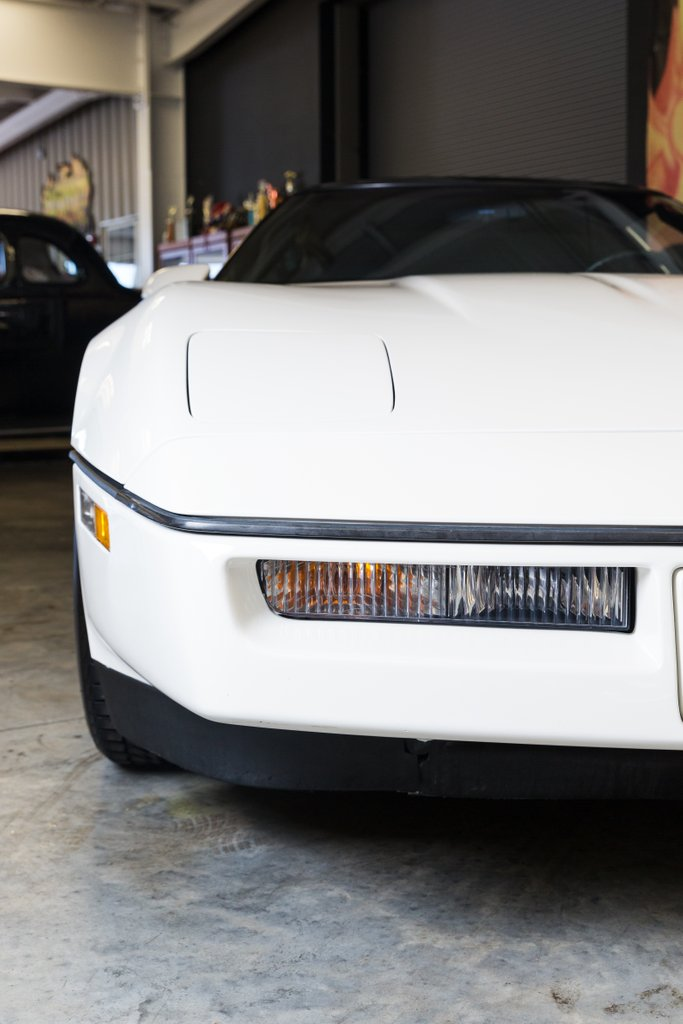1985 Chevrolet Corvette 52