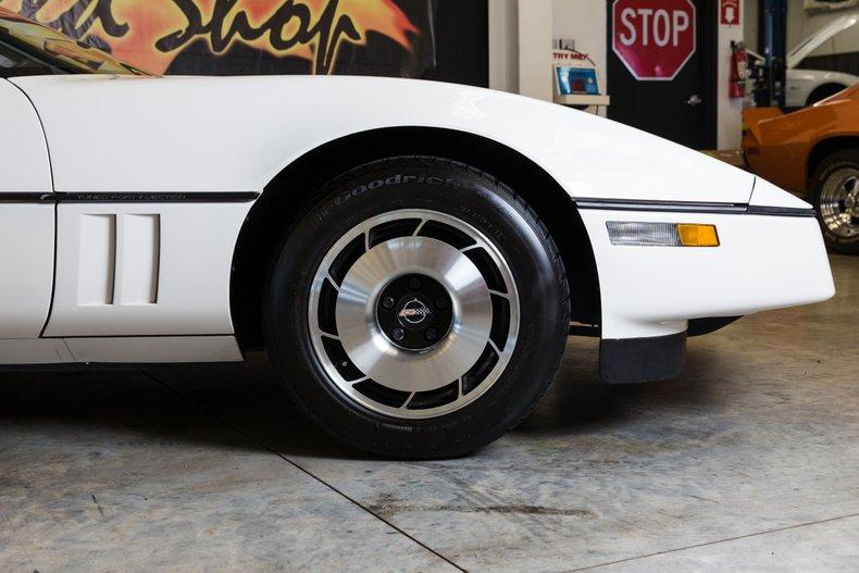 1985 Chevrolet Corvette 47