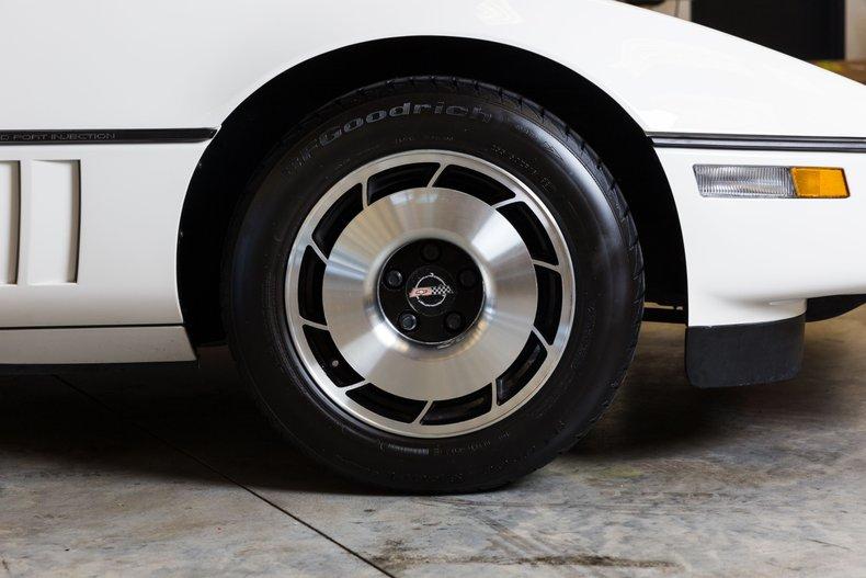 1985 Chevrolet Corvette 48