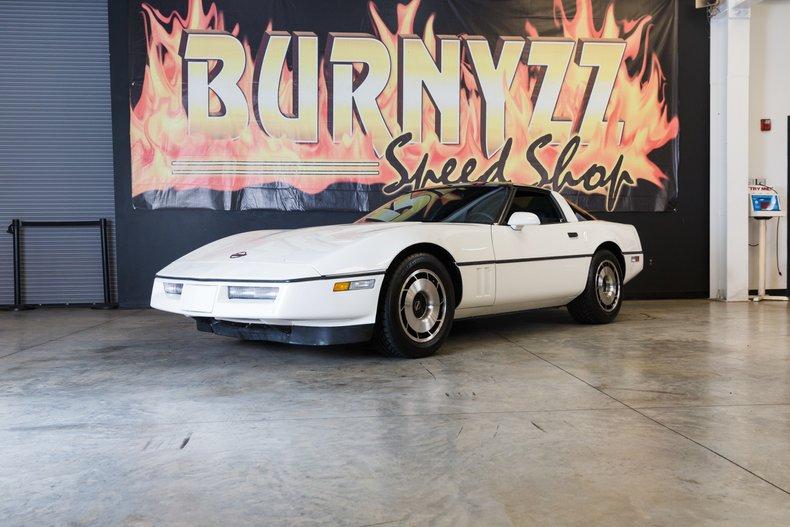 1985 Chevrolet Corvette 1