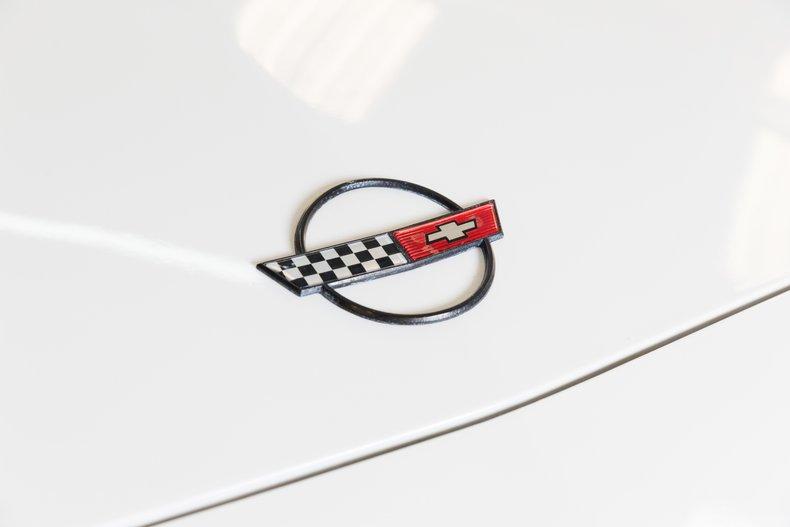 1985 Chevrolet Corvette 57