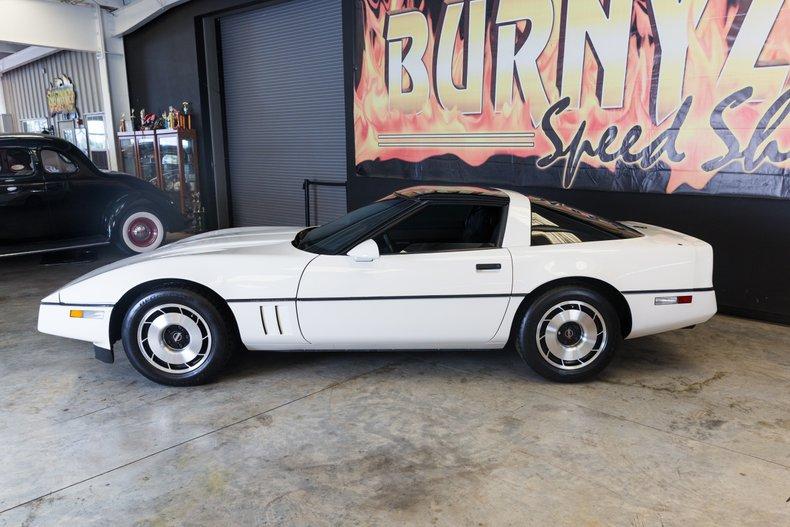1985 Chevrolet Corvette 4