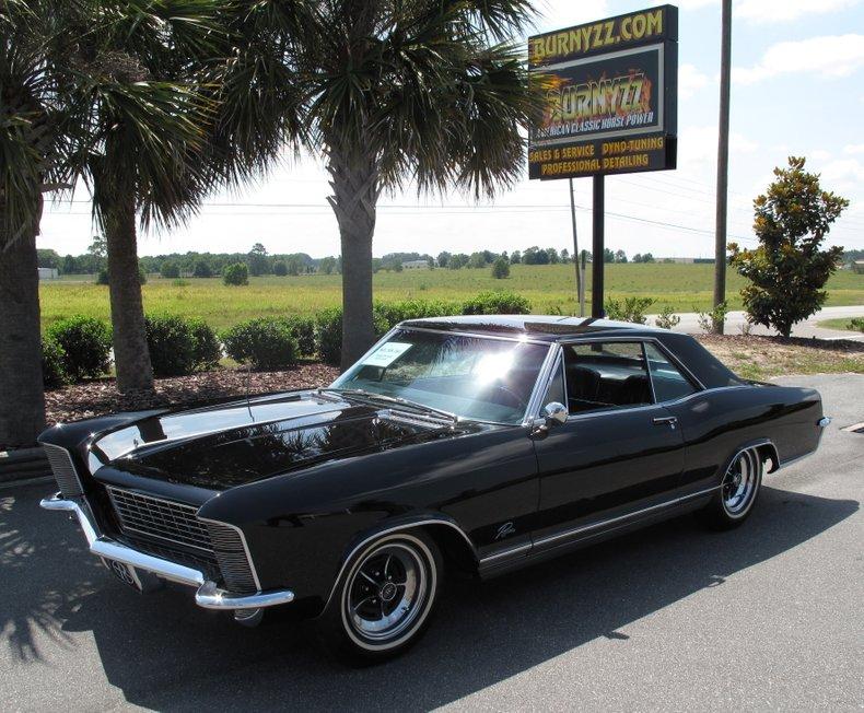 1965 Buick Riviera