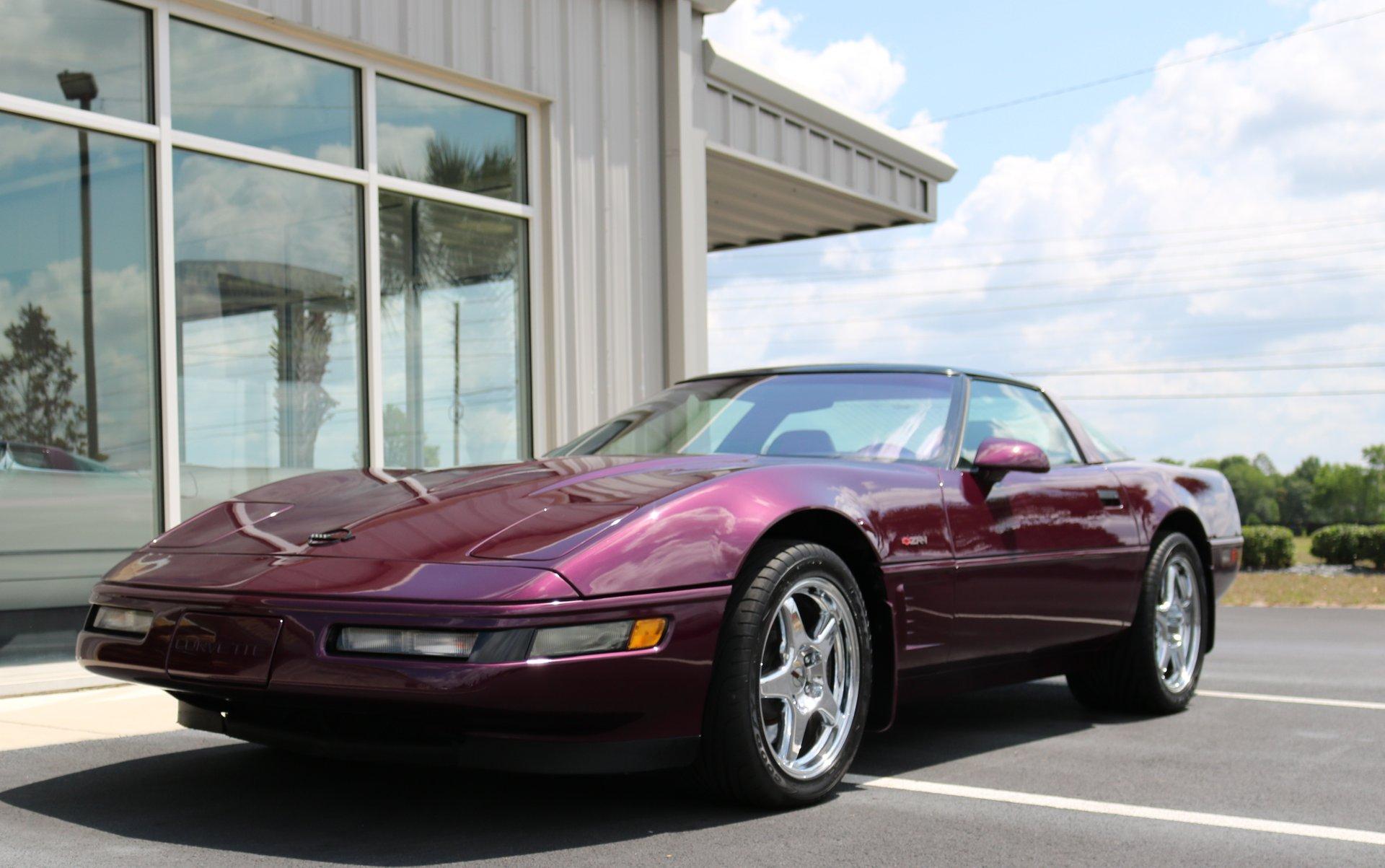 1995 chevrolet corvette zr 1